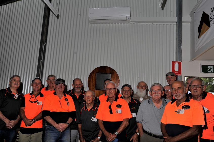 Men's Shed Pottsville