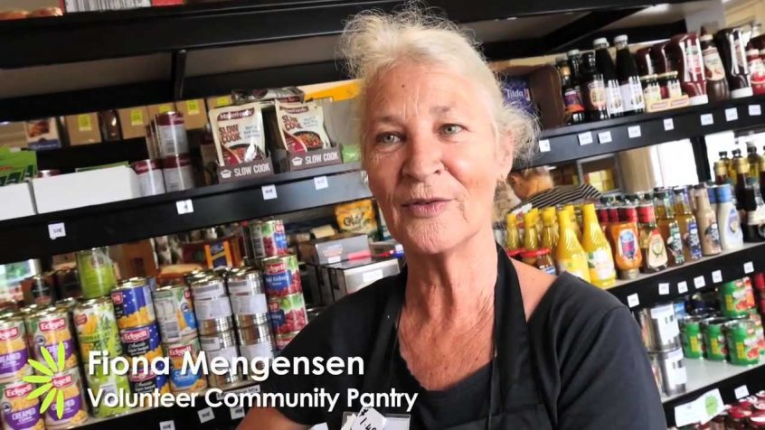Murwillumbah Food Hub Community Pantry