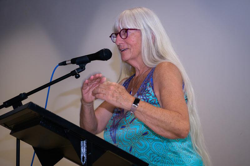 Lynda Dean OAM – NRCF Deputy Chair