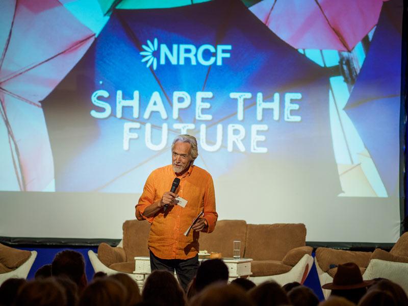NRCF Chair John Callanan seeks funding from the crowd