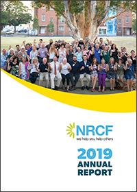 NRCF Annual Report thumbnail