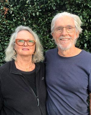 Peter and Julianne Bowen