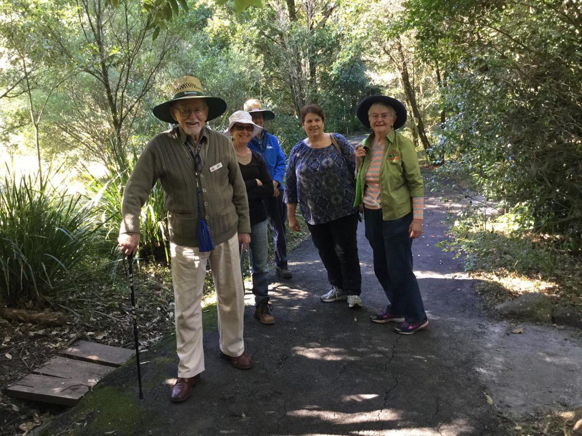Friends of Lismore Rainforest Botanic Gardens