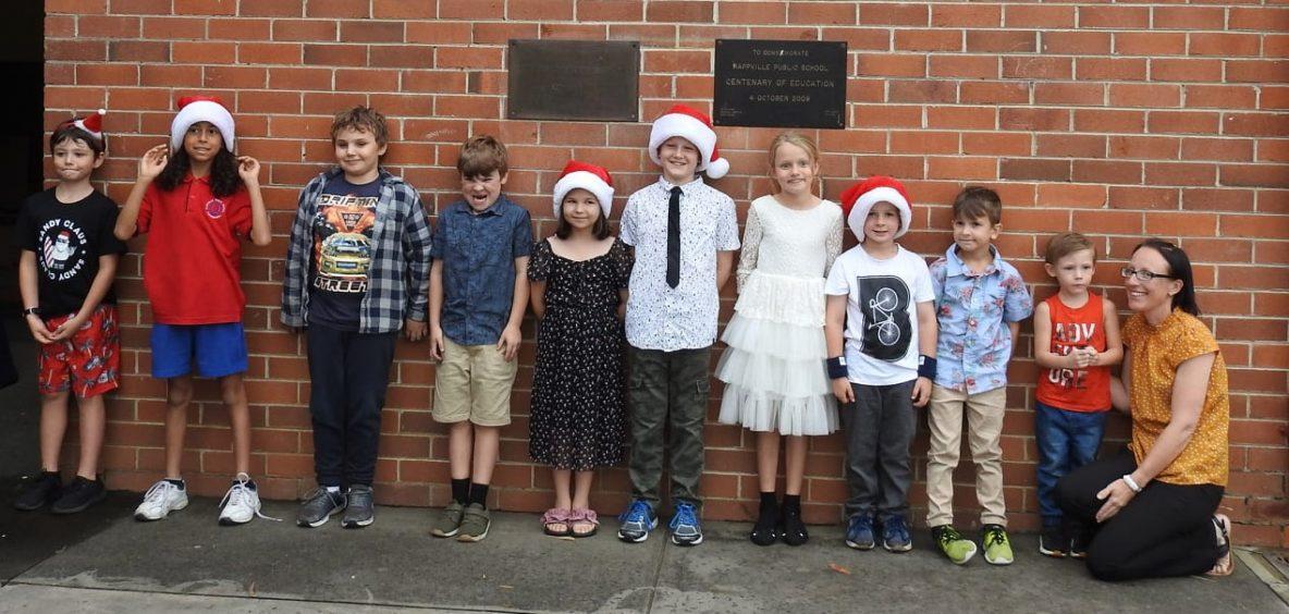 Rappville Children Christms Show